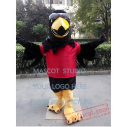 Eagle Mascot Costume Hawk / Falcon