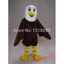 Eagle Baby Mascot Costume