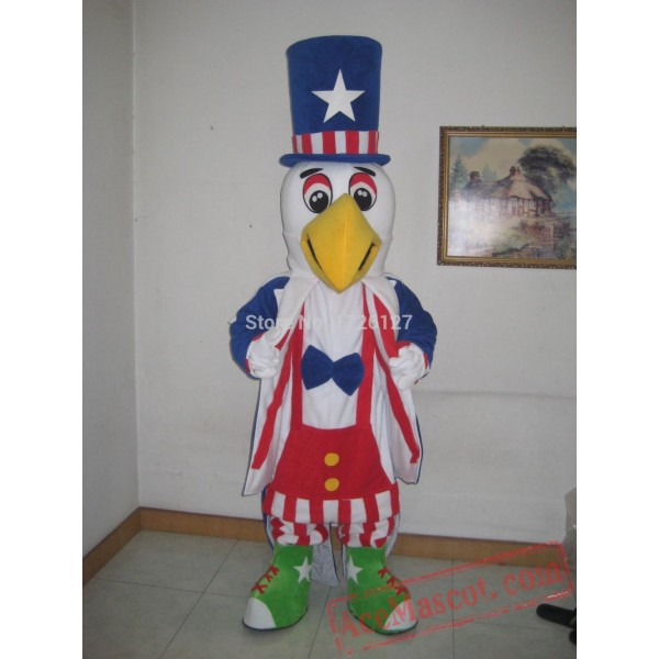 Hat Eagle Mascot Hawk / Falcon Mascot Costume