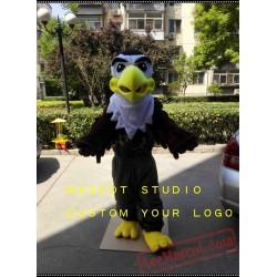 Eagle Mascot Costume Hawk / Falcon Mascot