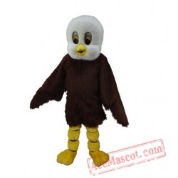 Lovely Eagle Baby Mascot Costume