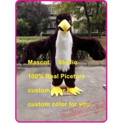 Plush Eagle Mascot Costume Hawk / Falcon