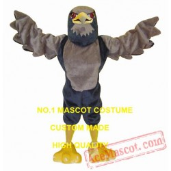 High Quality Sport Eagle Falcon Hawk Mascot Costume