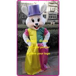 Easter Bunny Rabbit Mascot Costume