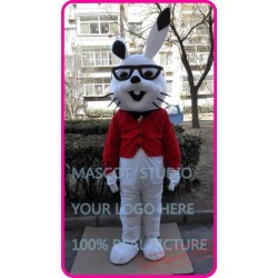 Easter Rabbit Bunny Mascot Costume