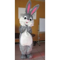 Gray Rabbit  Mascot Costumes