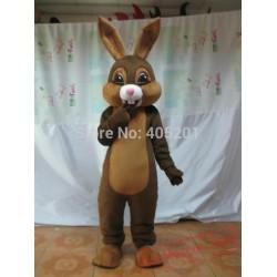 Festival Bunny Rabbit Mascot Costume