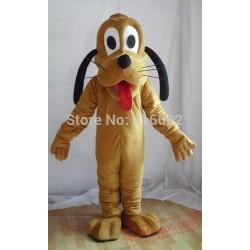 Fine Ears Dog Mascot Costume