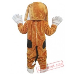 Beagle Dog Mascot Costume