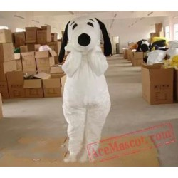 Adult Snoopy Dog Mascot Costume