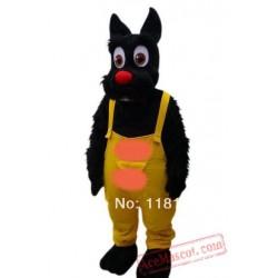 Dog Mascot Costume