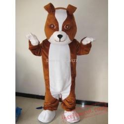 Hound Dog Mascot Costume Beagle Dog