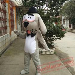 Mr Peabody Sherman Dog Mascot Costume