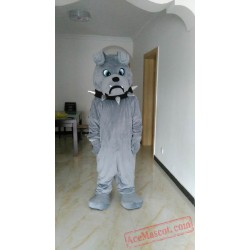 Bulldog Dog  Mascot Costumes for Adults