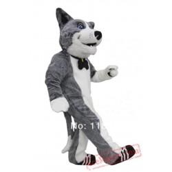 Dog Husky Mascot Costume