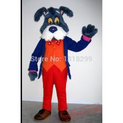 Mr Barker Dog Mascot Costume