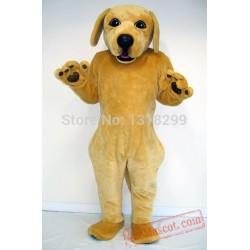 Labrador Dog Mascot Costume