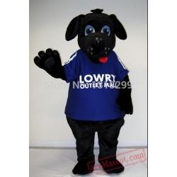 Lowry Labradordog  Mascot Costume
