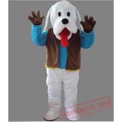 Big Dog Mascot Costume