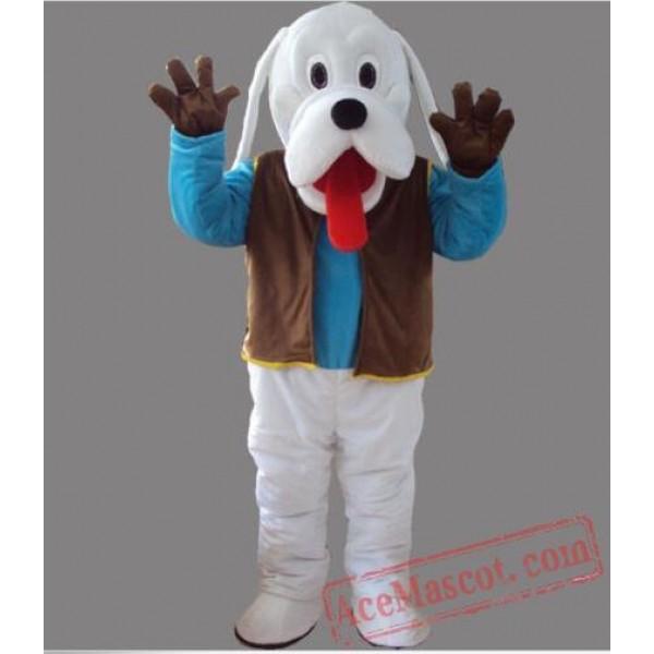 Big Dog Mascot Costume