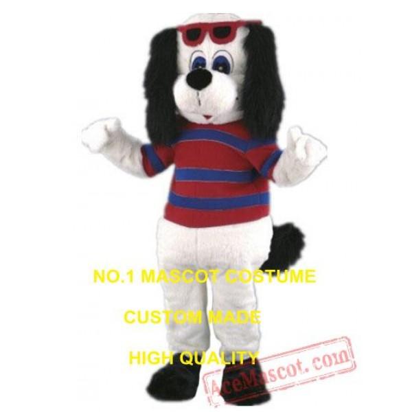 Bernard Dog Mascot Costume