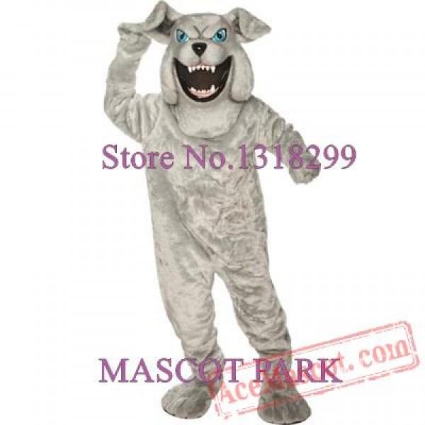 Buster Bulldog Mascot Costume Sport Carnival