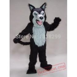 Big Bad Wolf Mascot Costume