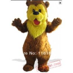 Big Bear Mascot Costume