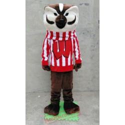 Wisconsin Fox Mascot Costume