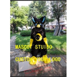 Fox Fursuit Mascot Costume for Sale
