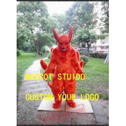 Fox Fursuit Mascot Costume for Sale