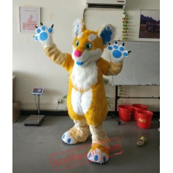 Fox Fursuit Mascot Costume