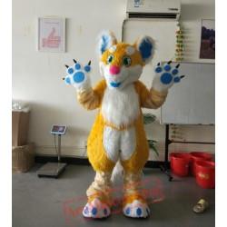 Fox Fursuit Mascot Costume