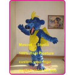 Dinosaur Mascot Dino Dragon Costume