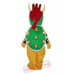 Charizard Mascot Costume Super Mario Dragon