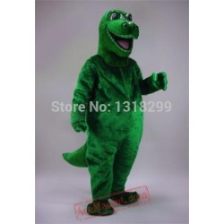 Happy Dino Mascot Dinosaur Costume