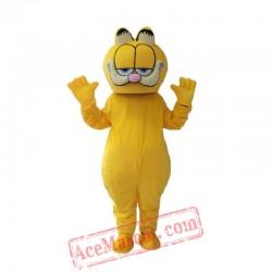 Garfield Cat Mascot Costume