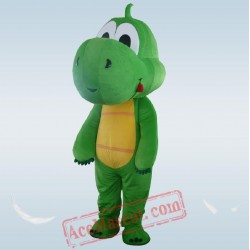 Dragon Dinosaur Mascot Costume