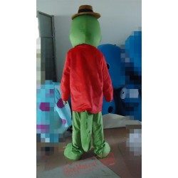 Crocodile Mascot Costume
