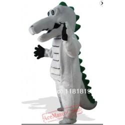 The Crocodile Mascot Costume