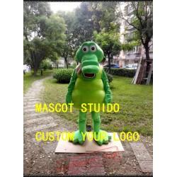 Crocodile Gator Aligator Mascot Costume