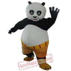 Kungfu Panda Mascot Costume