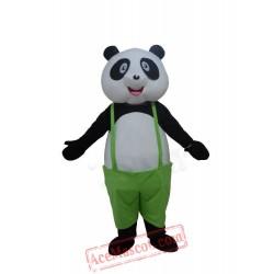Cute Panda Mascot Costume Kungfu Panda Costume