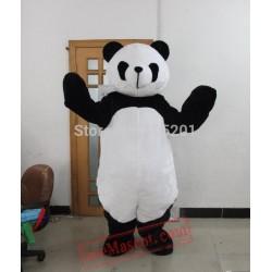 High Quality Panda Mascot Costume