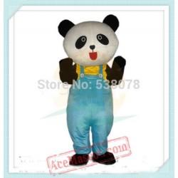 Little Panda Baby Mascot Costume