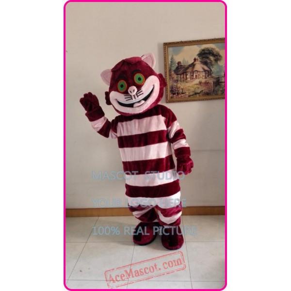 Alice Cat Mascot Costume