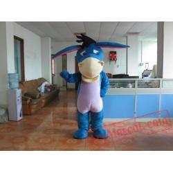 Eeyore Donkey Mascot Costume