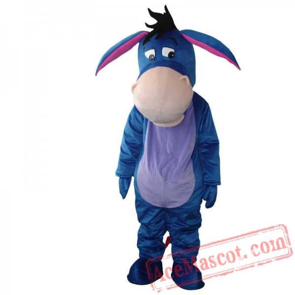 Adult Donkey Mascot Costume