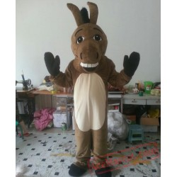Helmet Donkey Mascot Costumes