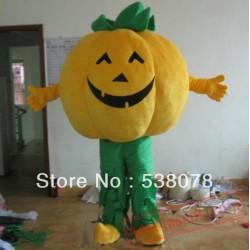 High Quality Halloween Pumpkin Mascot Costume